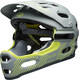 Bell Super 3R MIPS MTB Helmet matte smoke/pear